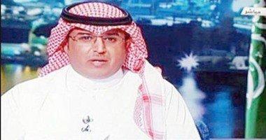 اسباب تقديم المذيع السعودى محمد المحيا للنشرة على التلفزيون المصرى