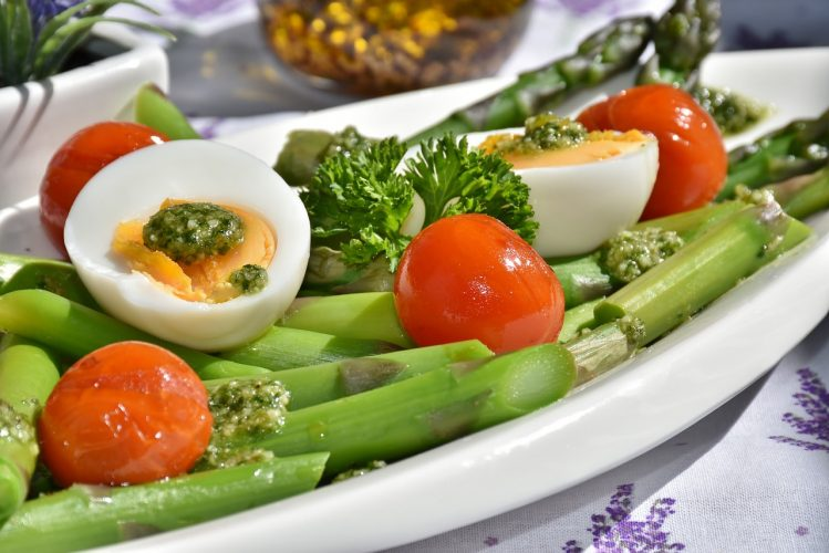 Green vegetables: certainly the key to heath