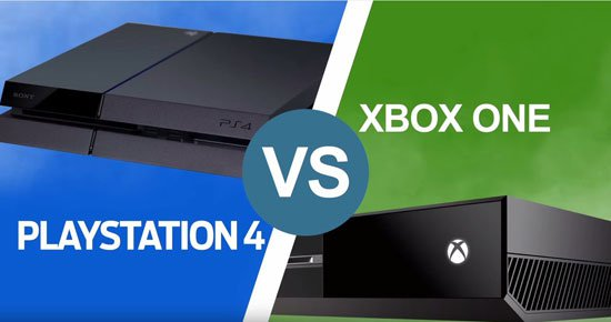 مقارنة لأبرز الاختلافات بين جهاز Xbox One وPlayStation 4