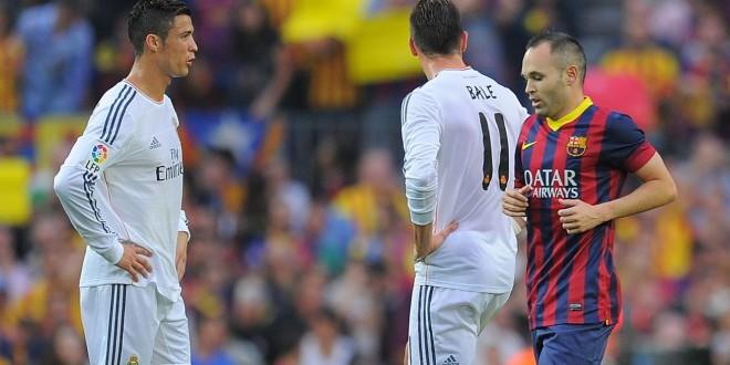 مشاهدة كلاسيكو  ريال مدريد وبرشلونة على قناة مجانية بالنايل سات تعرف على ترددها
