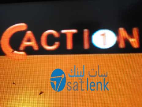 تردد قناة C ACTION 1 الجديدة على نايل سات 2018