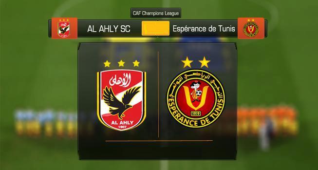 القنوات الناقلة لمباراة '' الأهلي المصري × الترجي التونسي'' فى دوري أبطال أفريقيا