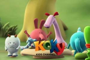 تردد قناة كوكى كيدز Koky Kids الجديد على نايل سات 2019