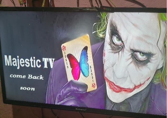 majestic tv