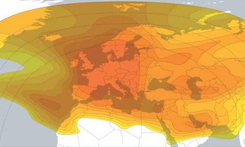 بالترددات القنوات الرياضية على قمر يولتسات 16 شرق Eutelsat 16
