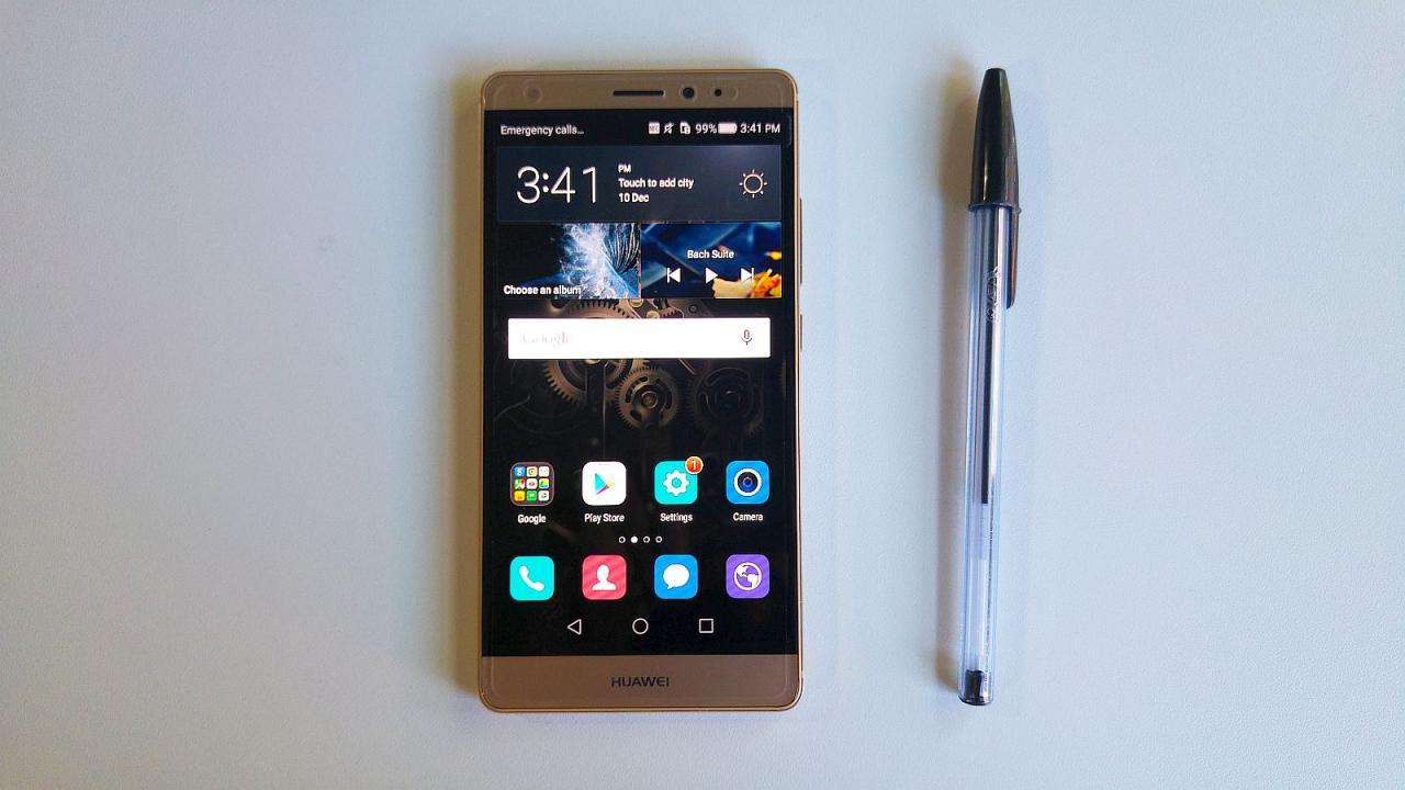 موعد صدور Huawei Mate 9 .. تعرف على هاتف ''هواوي ميت 9''