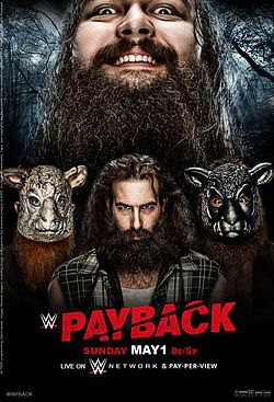 مصارعة حرة .. القنوات الناقلة لعرض PayBack