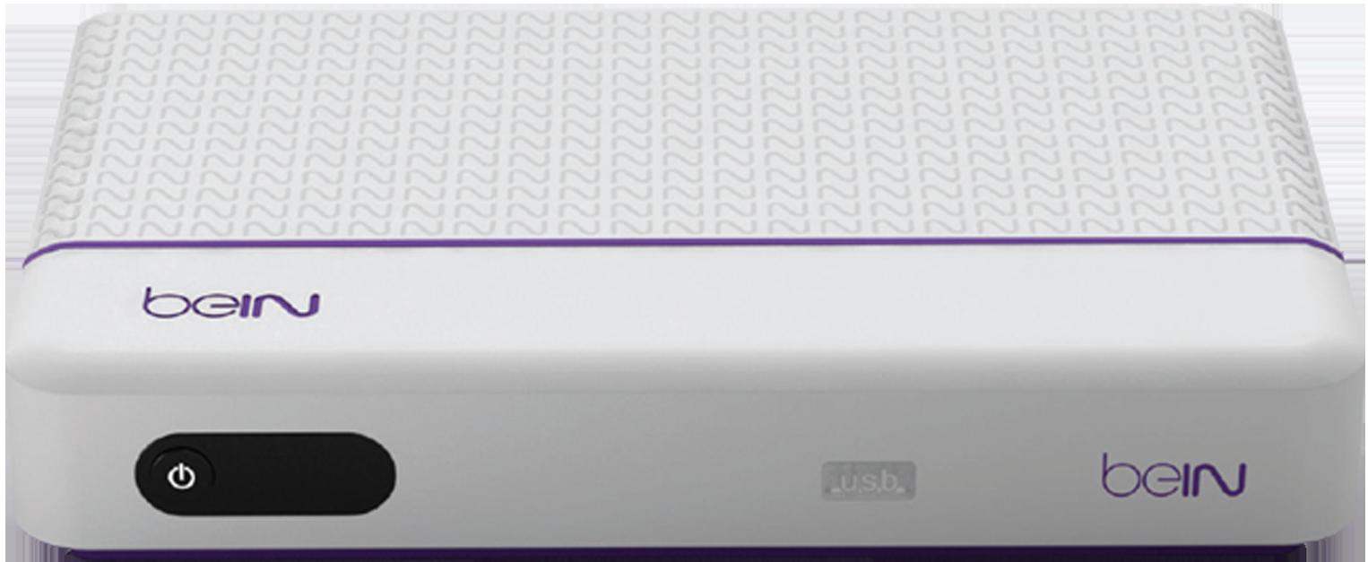 تعرف على beIN HD PVR Box جهاز بين سبورت الجديد