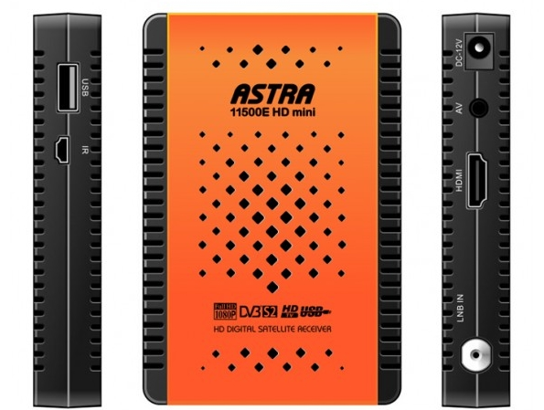 ملف قنوات عربى لاجهزة استرا مينى Astra HD Mini بتاريخ 5-1-2018